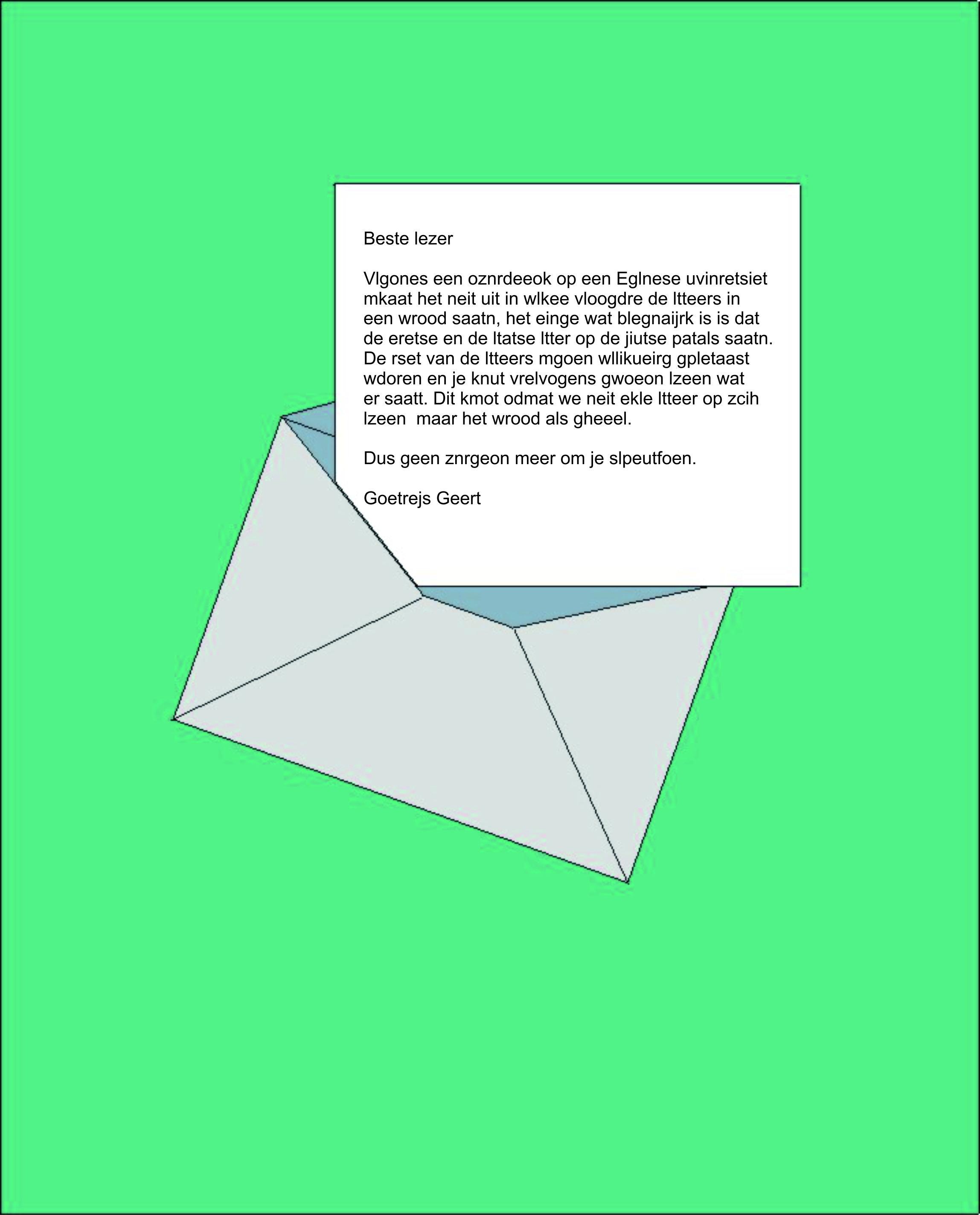 brief uit engeland 2