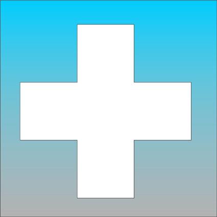 Het griekse kruis